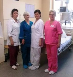 Reanimacijos gydytojai